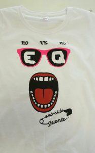 Camiseta Entroido Quente 2016